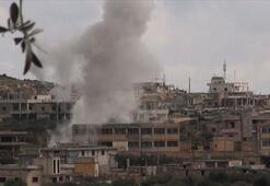Rus savaş uçakları İdlibde sivilleri hedef aldı