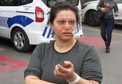 Üsküdarda dehşet Boşanma aşamasında olduğu kadını bıçakladı
