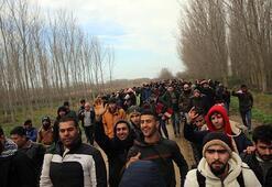 Son dakika... Bakanlık duyurdu Yunanistana geçen göçmen sayısı 138 bini aştı