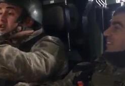 İdlib kahramanı Şehit İbrahim Tüzelin son görüntüleri ortaya çıktı