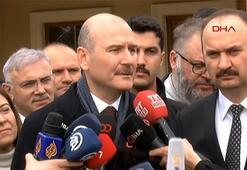 Bakan Soylu: Bin özel harekat polisini geri itmeleri engellemek için sınıra getirdik