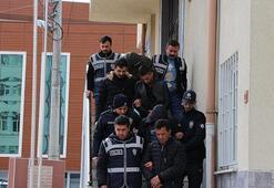 Bilecikte kablo hırsızlığı şüphelileri tutuklandı
