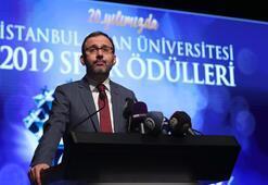 Gençlik ve Spor Bakanı Kasapoğlu: Sporun birleştiren gücünü yaşadık