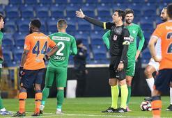 Bursaspor-İstanbulspor maçının hakemi değişti