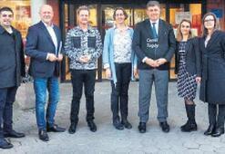 Tugay, Almanya'yla işbirliği kuracak
