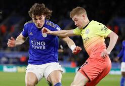 Leicester Cityde Çağlar Söyüncüye yeni sözleşme hazırlığı