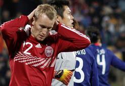 Danimarkalı eski futbolcu Kahlenbergde koronavirüs tespit edildi