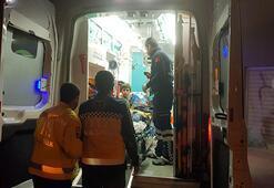 Erzincanda karbonmonoksit gazından zehirlenen 6 kişi hastaneye kaldırıldı