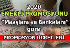 Emekli promosyonu 2020 sorgulama   Emekli promosyonu banka ödemeleri: Halkbank, Garanti, TEB, Finansbank, Şekerbank, INGbank