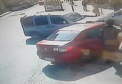 Esenyurtta aracına aldığı otostopçu aracını çaldı