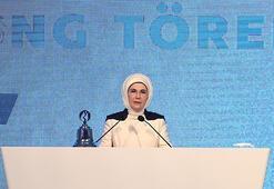 Emine Erdoğan: Kadınların iş gücüne katılma oranı, geçtiğimiz 10 yılda erkeklere göre 4 kat daha hızlı arttı