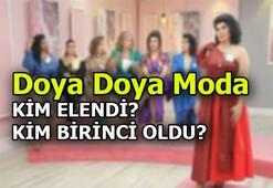 Doya Doya Moda kim elendi, hangi yarışmacı gitti Doya Doya Moda 6 Mart kim birinci oldu