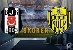 Beşiktaş-Ankaragücü maçı bu akşam saat kaçta hangi kanalda Muhtemel 11ler