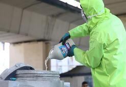 İranda koronavirüsün bilançosu ağırlaşıyor
