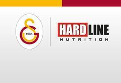 Galatasaray, Hardline Nutrition ile sponsorluk anlaşması yaptı