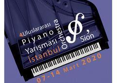 4. İstanbul OrchestraSion Uluslararası Piyano Yarışması başlıyor