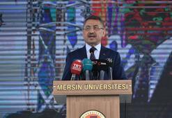 Cumhurbaşkanı Yardımcısı Oktaydan ateşkes açıklaması