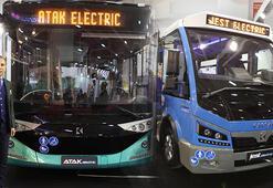 Elektrikli modelleri İstanbulda görücüye çıktı