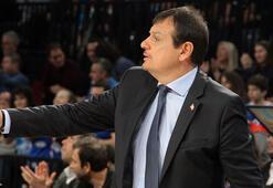 Ergin Ataman: Fantastik basketbolla harika bir galibiyet aldık