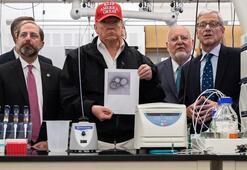 Trumptan koronavirüs açıklaması: Her şeye hazırlıklıyız