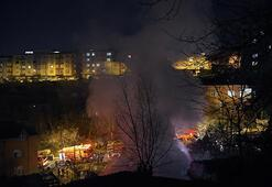 İstanbulda korku dolu anlar Kendini zor kurtardı