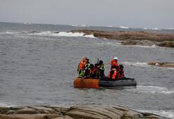 Antarktika seferi tamamlandı Bilim insanları dönüş yolunda