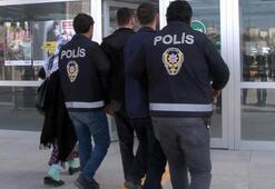 Elazığ polisinden şok uygulama