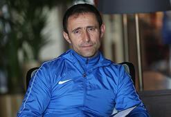 Futbolcuyken kazandığı başarıyı teknik direktör olarak tekrarlamak istiyor