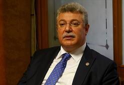 AK Partili Akbaşoğlu, Çankırı Merkez İlçe Kongresinde konuştu