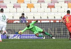 Yeni Malatyaspor - Atiker Konyaspor: 1-1