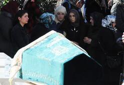 Kocası tarafından öldürülen kadın son yolculuğuna uğurlandı