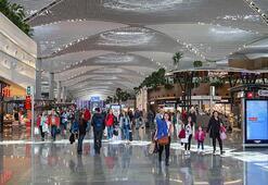 İstanbul Havalimanı rekora koşuyor 11 ayda 64 milyon yolcu