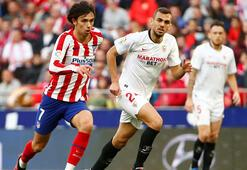 Atletico Madrid - Sevilla: 2-2