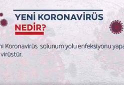 Sağlık Bakanlığından yeni bilgilendirme Koronavirüs nedir, nasıl bulaşır