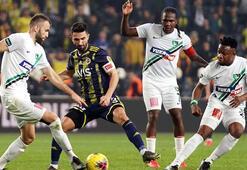 Fenerbahçe - Denizlispor: 2-2