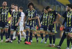 Fenerbahçenin kabusu bitmiyor