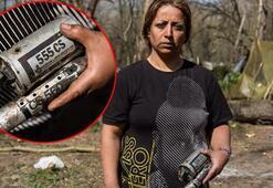 Kadınlar Gününü sınırda karşılayan Gazel Avrupanın hediyesi gaz bombası oldu