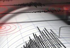 Son dakika...Marmarada deprem AFADdan açıklama geldi