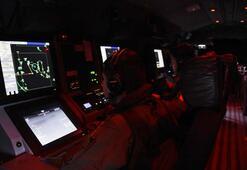 Türk donanmasının havadaki gözü
