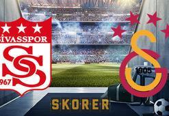 Sivasspor Galatasaray maçı ne zaman Saat kaçta, hangi kanalda