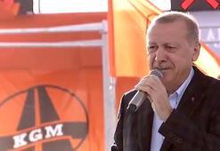 Son dakika... Cumhurbaşkanı Erdoğandan flaş açıklama: En yakın zamanda ihaleye çıkıyor