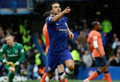 Chelsea, Evertonı farklı mağlup etti