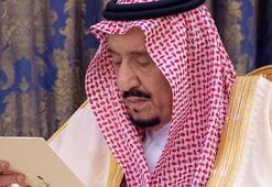 Son dakika: Suudi Arabistan Kralı Selman, öldüğü iddialarının ardından ilk defa görüntülendi