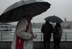 Meteoroloji yeni haftanın raporunu yayımladı Sıcaklıklar 7 derece düşüyor