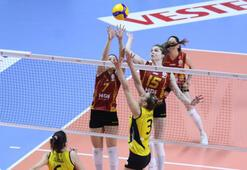 Galatasaray HDI  Sigorta - VakıfBank: 0-3