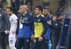 Fenerbahçe yönetiminde teknik direktör toplantısı