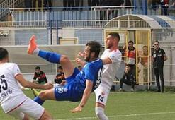 Batuhan Karadenizden galibiyet golü
