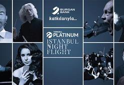 """""""İstanbul Night Flight"""" etkinlikleri başlıyor"""