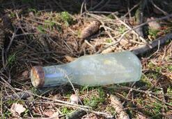 Bir cam şişenin geri dönüşümü 25 dakikalık elektriğe bedel