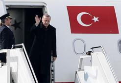 Cumhurbaşkanı Erdoğan Belçikaya gitti